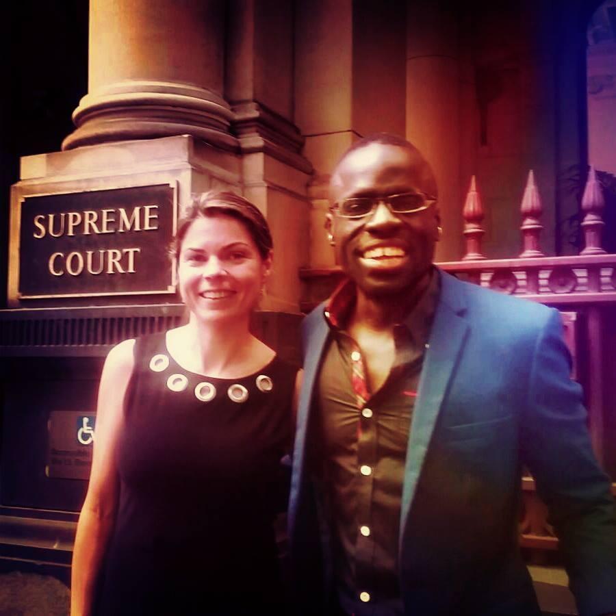 DJ Kwenda wins Supreme Court discrimination case for Afrodownunder!