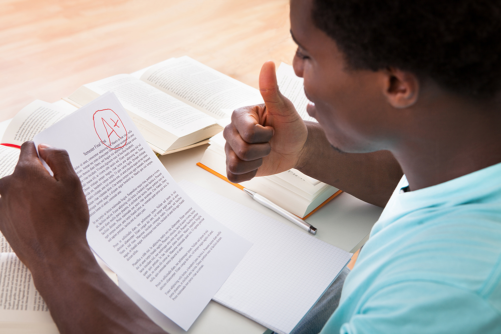 Tips on how to interpret and answer that essay question (HINT: it's all in the wording)!