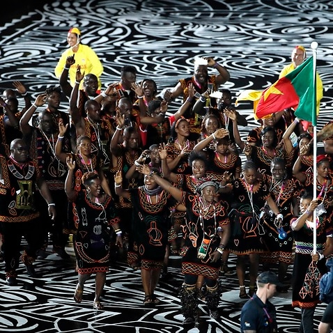 Australia condemns Cameroon human rights as athletes told 'go home'