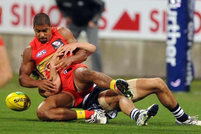 Joel Wilkinson, former AFL player, takes action against AFL over alleged racial abuse, sexual harassment