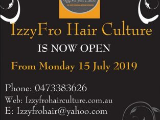 IzzyFro Hair Culture